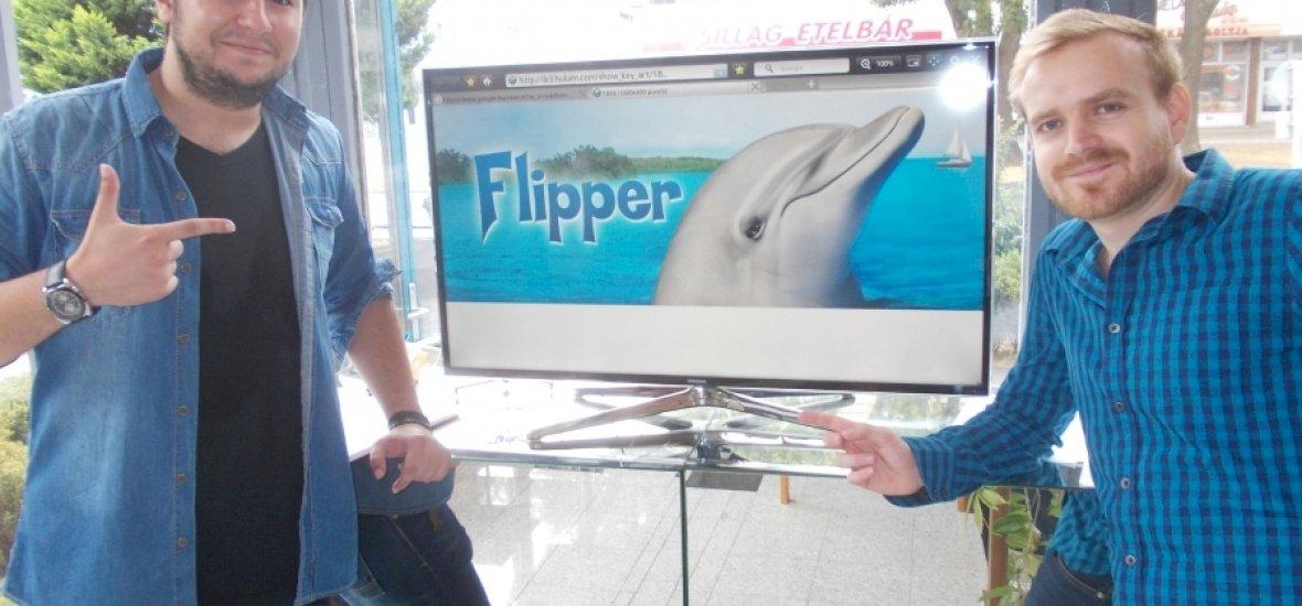 Flipper 16 órás maraton indul! (Cikkünk folyamatosan frissül)