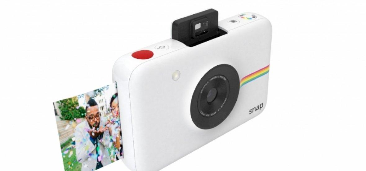 A Polaroid új találmánya ötvözi a régi idők és a modern kor eszközeit