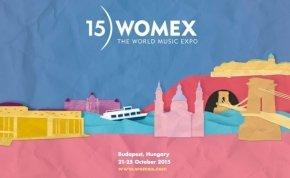 Idén Budapesten lesz a WOMEX