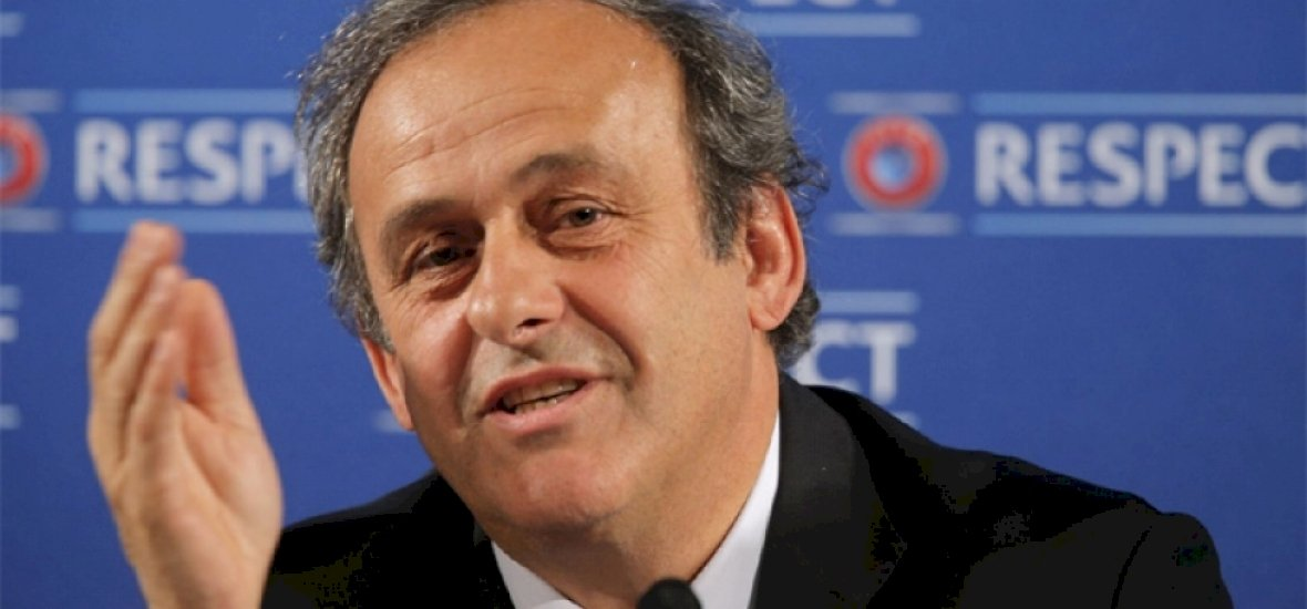 Platini továbbra is FIFA elnök akar lenni