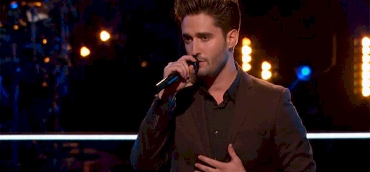 Király Viktor alulmaradt, de továbbjutott a The Voiceban