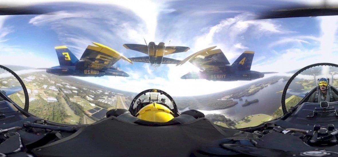 Itt a legdurvább repülős video, amit valaha láttál