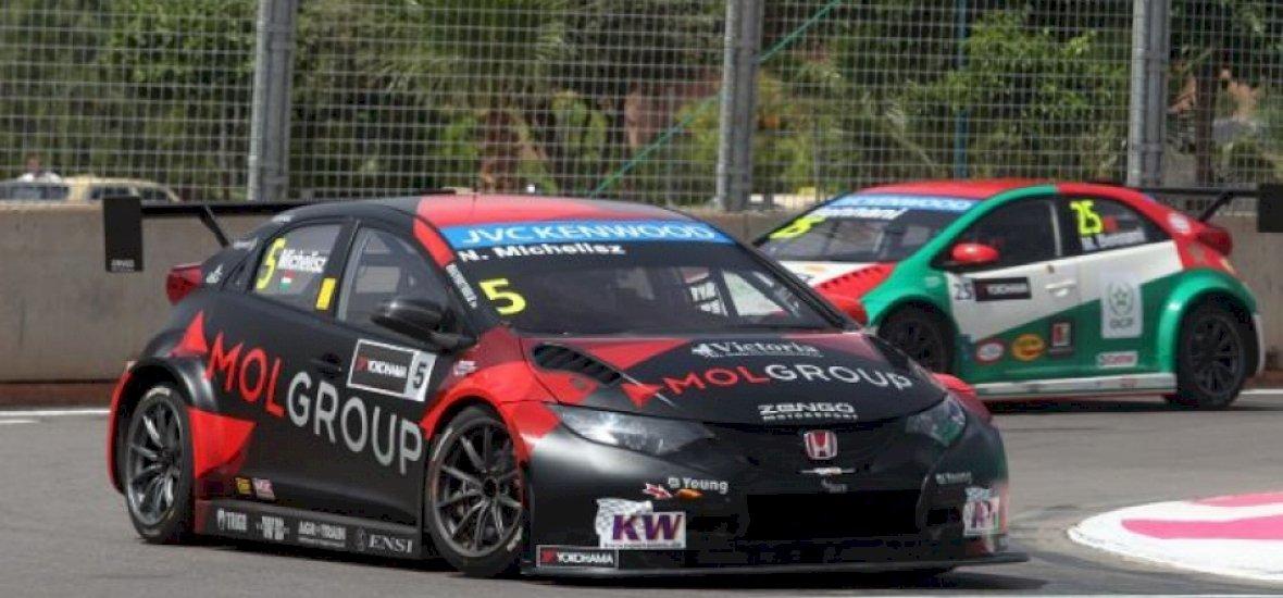 Michelisz Norbit megszerezte magának a gyári Honda csapata
