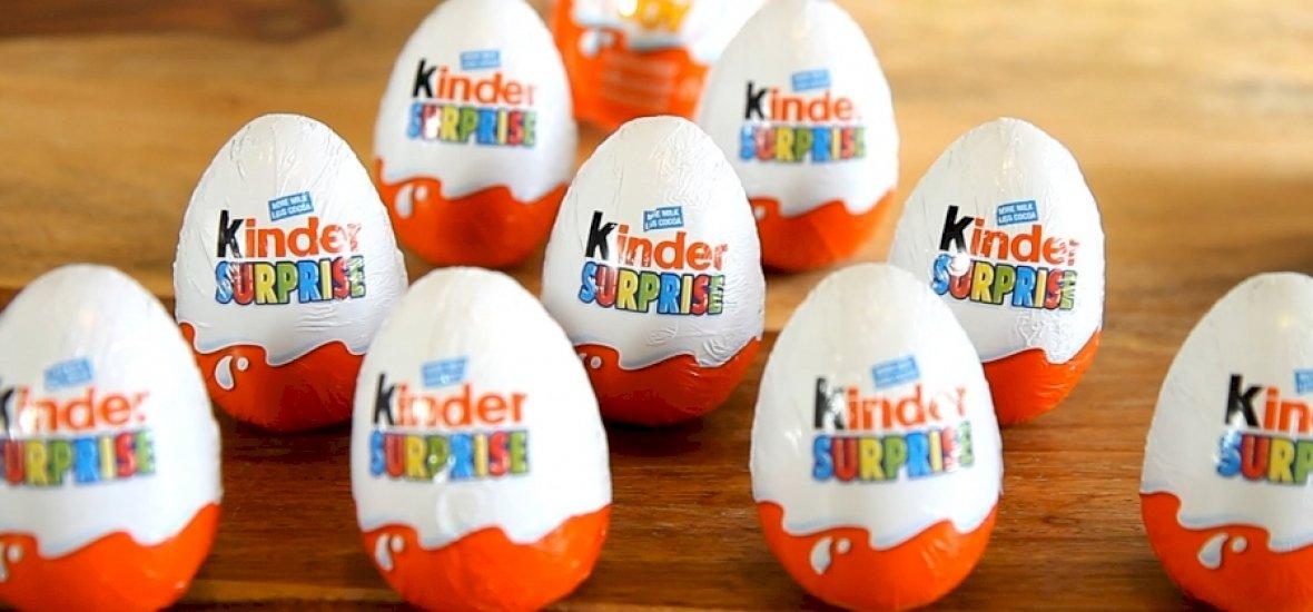 A halálos Kinder-tojás