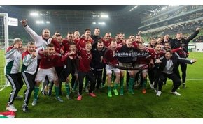 Elefántcsontparttal játssza a következő meccsét a magyar válogatott
