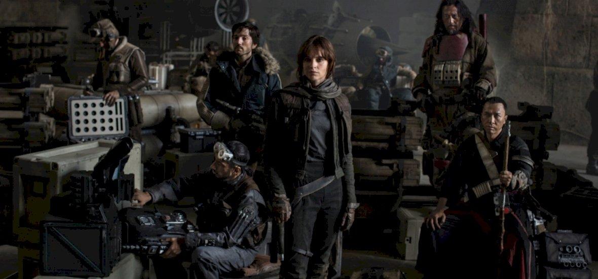 Megérkezett a Star Wars Rogue One előzetese