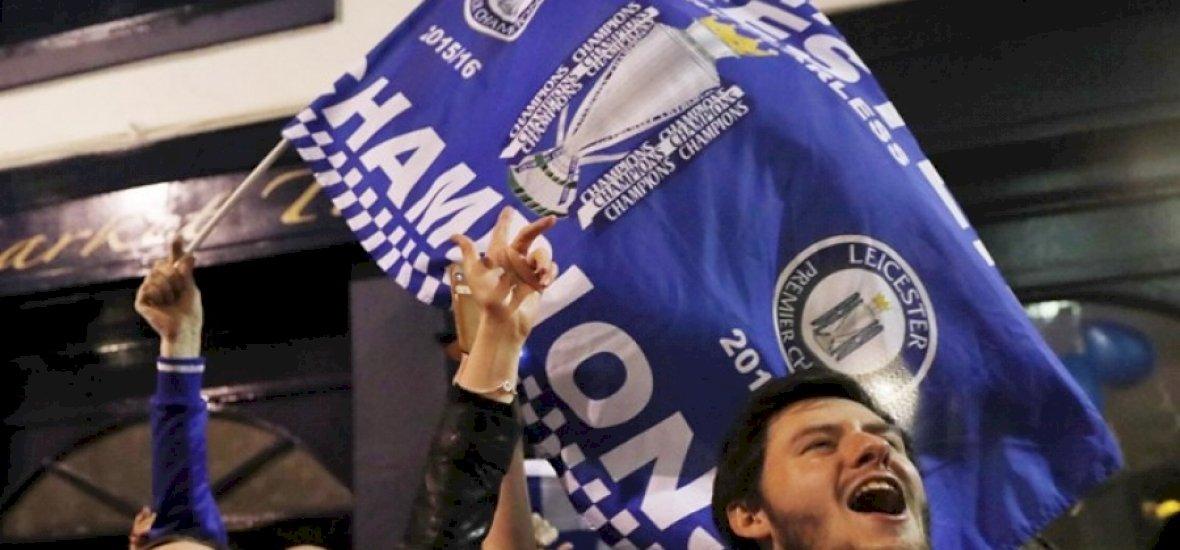 Gazdaság: 20 milliárd forintba fáj az angol fogadóirodáknak a Leicester győzelme