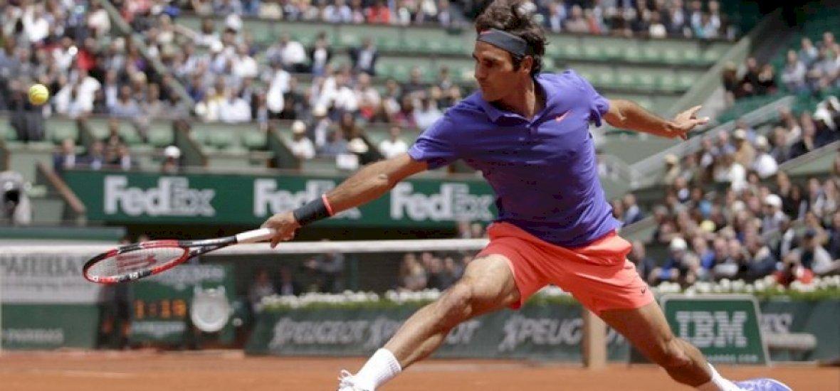 Roger Federer nélkül rendezik meg a Roland Garrost!