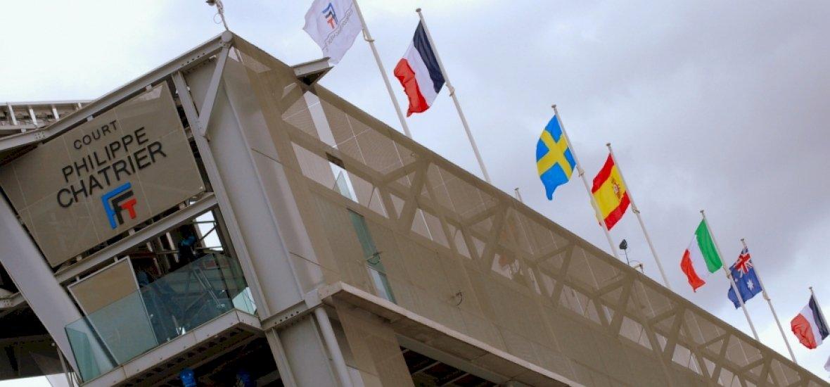 Még mindig kakukktojás a Roland Garros