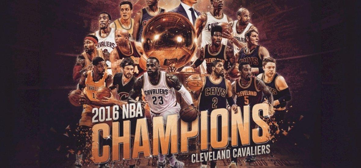 NBA: életében először lett bajnok a Cleveland