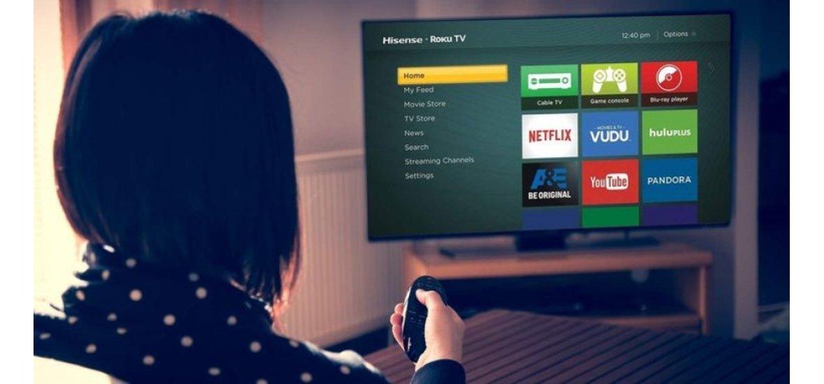 Nálunk még mindig nem menő az internetes tévézés