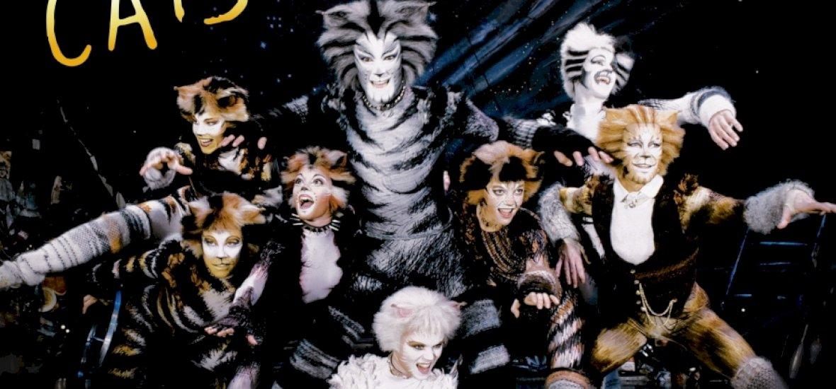 Budapestre hozzák az eredeti Macskák musicalt