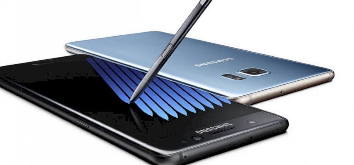 A Samsung az összes Galaxy Note 7-est visszahívja