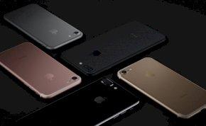 Lehullt a lepel az iPhone 7-ről