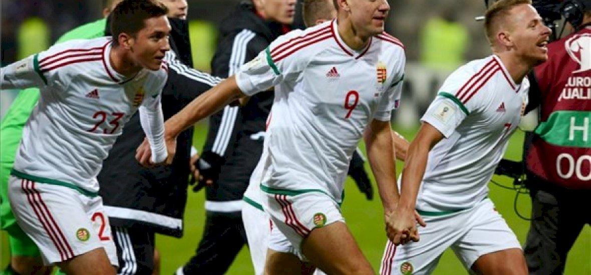 Megvan a győzelem az életben maradáshoz: lett – magyar 0-2