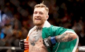Conor McGregor történelmet írt a UFC-ben