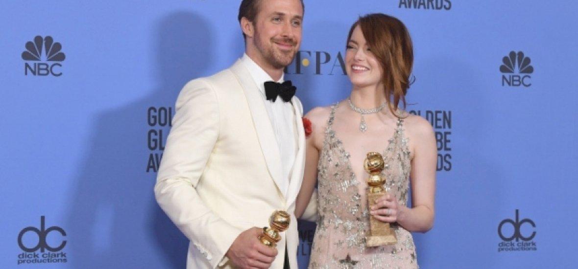 A Kaliforniai álom tarolt a Golden Globe-díjátadón