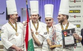 Bocuse d'Or: miénk a legjobb hústál és plakát