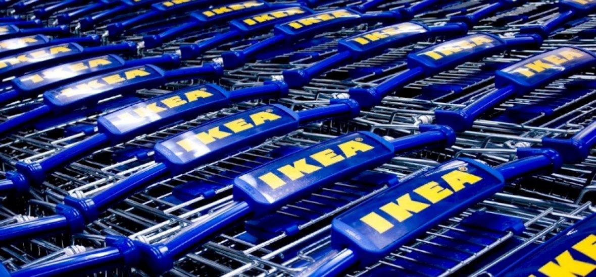 Indul az IKEA webshopja