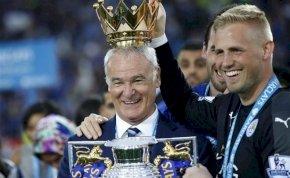 Elküldi Ranierit a Leicester, de így is történelmet írt