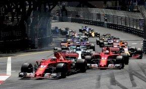 Räikkönen nem tudta megtartani a helyét, Vettel nyert