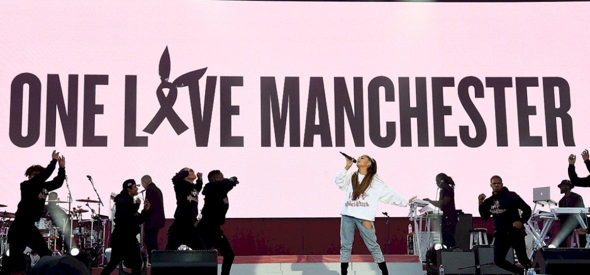 Nézd meg a manchesteri koncertet, ha lemaradtál!