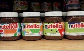 7 millió egyedi üveget kap a Nutella