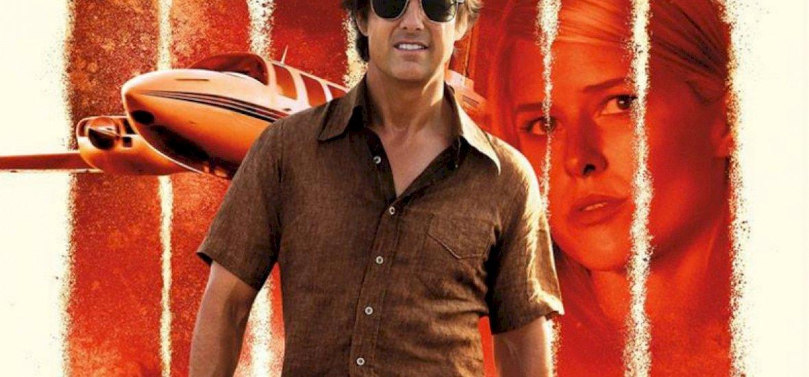 Tom Cruise drogfutárnak áll az új filmjében