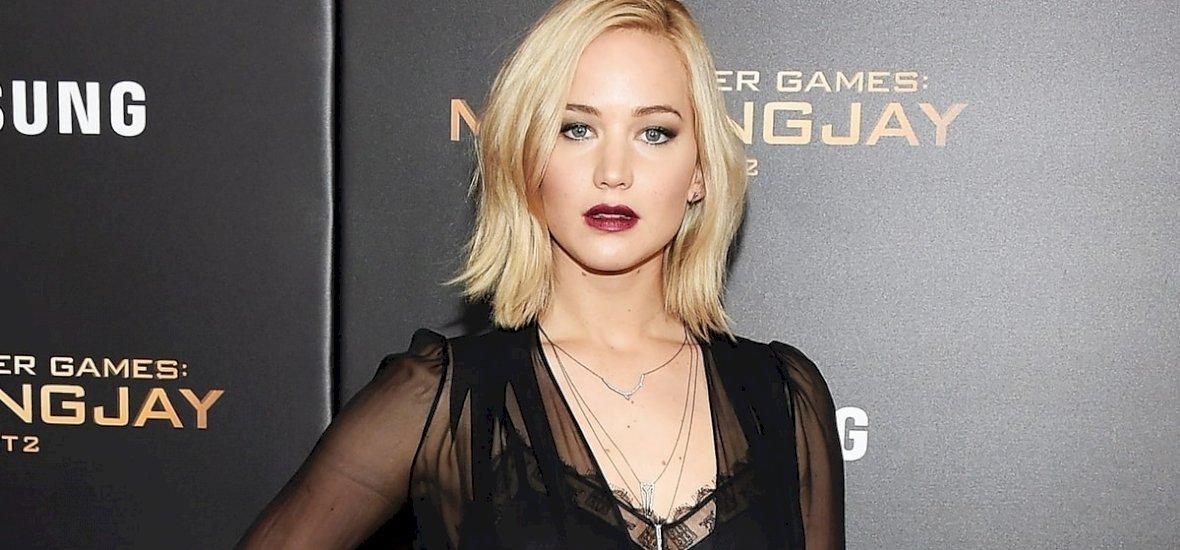 A sors életben hagyta nekünk Jennifer Lawrencet