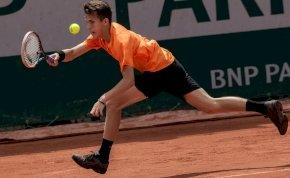 Piros Zsombor elárult pár Roland Garros kulisszatitkot