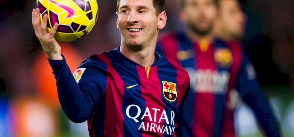 Messi 30 éves lett