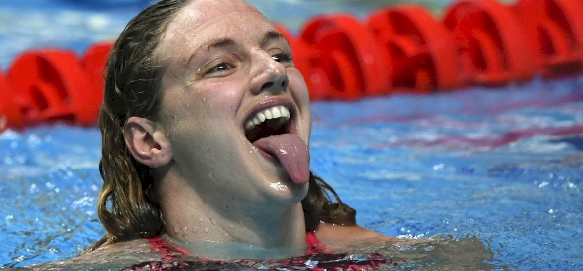 Hosszú Katinka újra aranyérmes 200 méter vegyesen