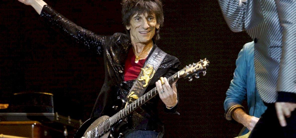 A Rolling Stones gitárosa bevallotta, hogy tüdőrákja volt