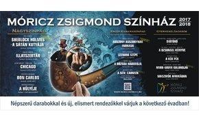 A VIDOR Fesztivál után indul az évad a Móricz Zsigmond Színházban
