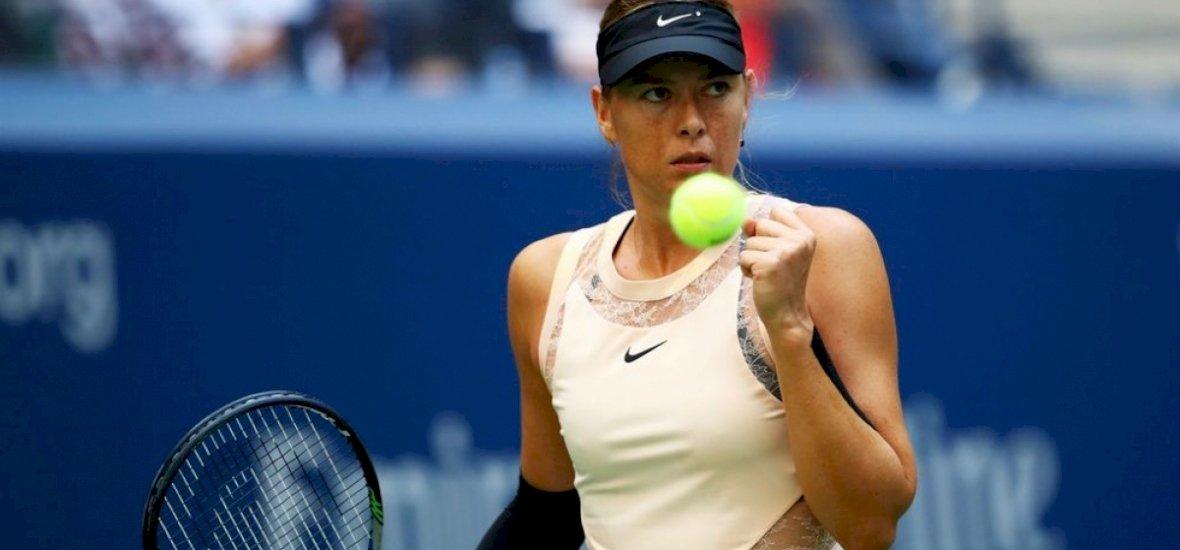 US Open: Babos az elején megfogta Sarapovát, de búcsúzott