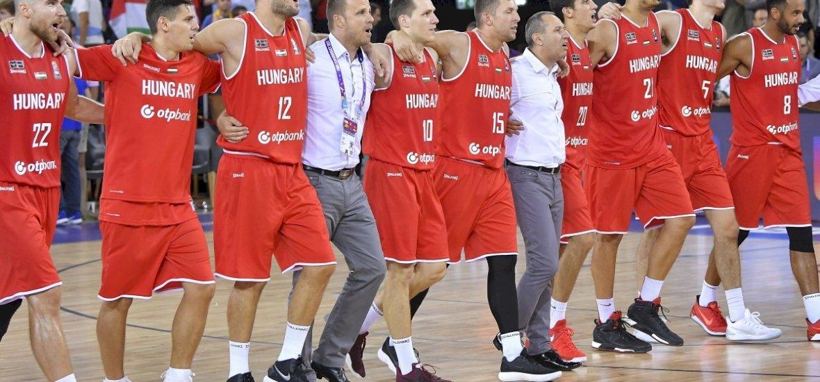 Nyolcaddöntőben a férfi kosarasok az Eb-n