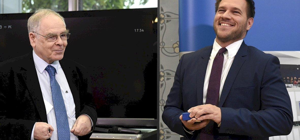 Európai Polgár Díjat kapott Széll Tamás
