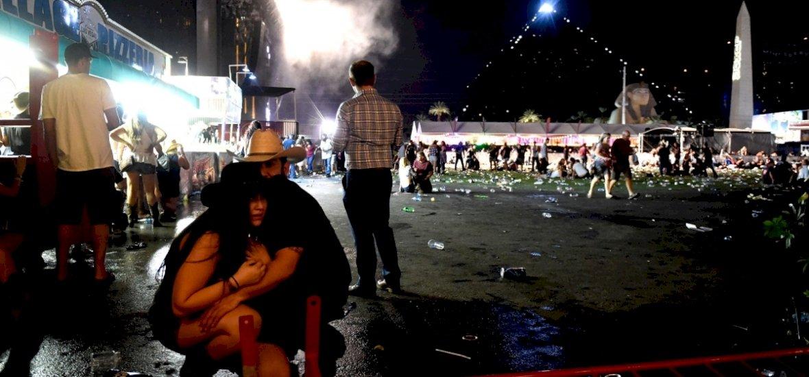 Hatalmas lövöldözés volt egy Las Vegas-i fesztiválon