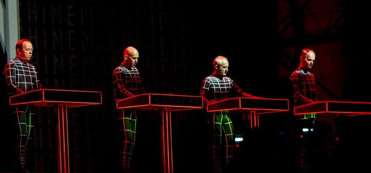 Külön koncerttel jön a Kraftwerk Budapestre