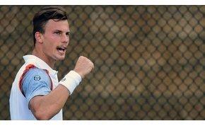 Mayer feladta Fucsovics ellen Bázelben