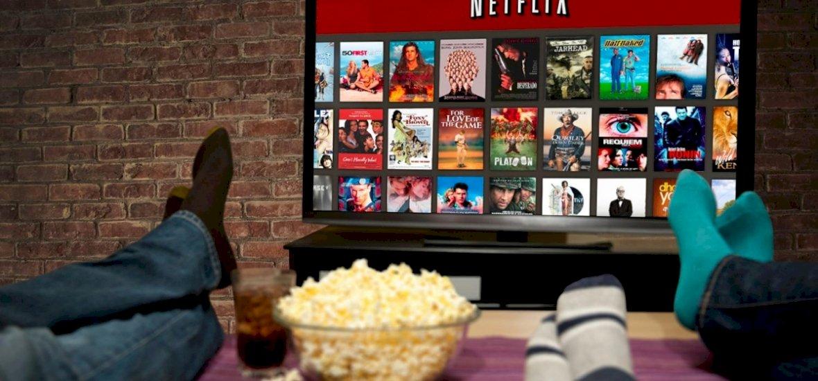 Igazi óriás lett a netes tévézésben a Netflix