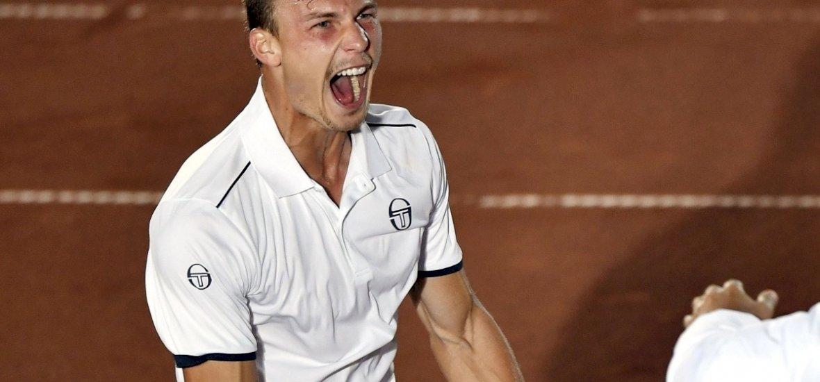 Fucsovics bent akar maradni a top 100 teniszező között