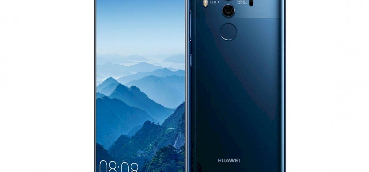 Már hazánkban is csúcskategóriás a Huawei