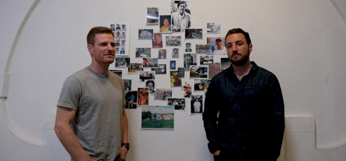Indul az Escobar pénze után kutató sorozat