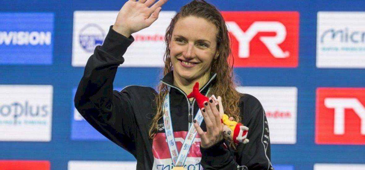 Hosszú Katinka hatszoros Európa-bajnok Koppenhágában