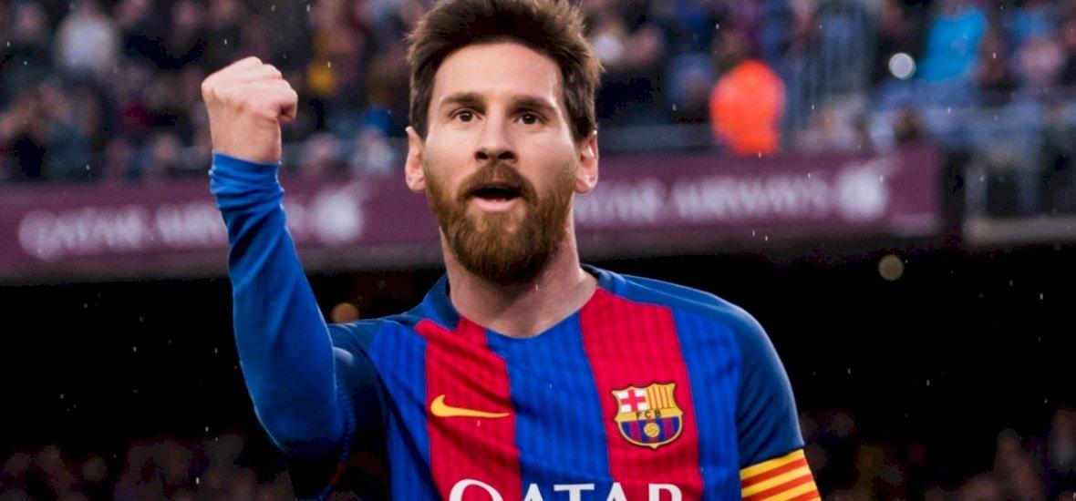 Messi lett az év legjobbja a Marcanál