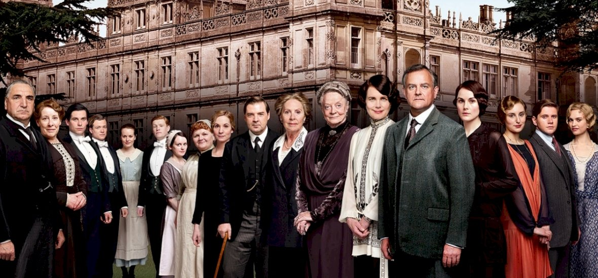 Jön a Downton Abbey mozi
