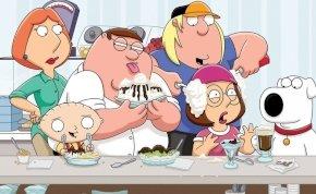 Szenzációsan vezeti fel a Family Guy új évadát a Comedy
