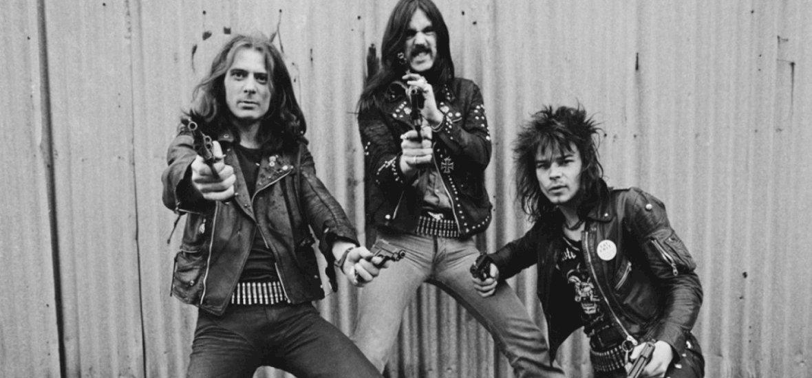 Innentől sajnos már senki sincs életben a klasszikus Motörheadből