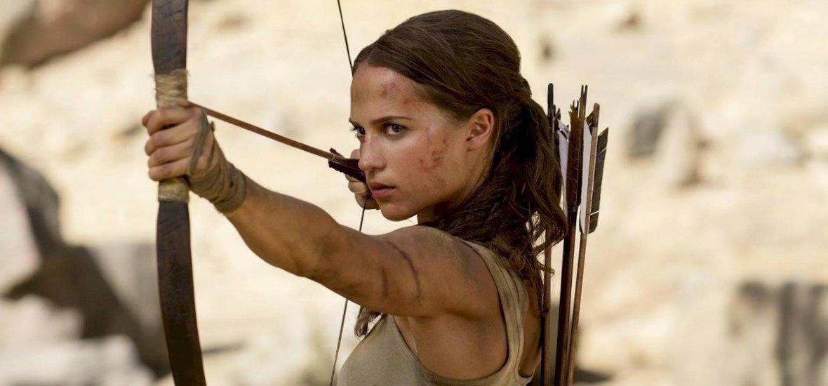 Megérkezett az új Tomb Raider előzetes